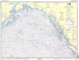 Gulf Of Alaska Map by Noaa Nautical Chart 531 Gulf Of Alaska Strait Of Juan De Fuca To