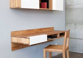 Wall Mounted Desk System Desk How To Make A Wall Mounted Desk Folding Pertaining Elegant
