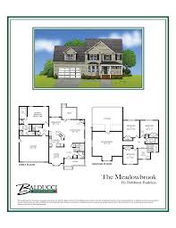 meadowbrook two story traditional