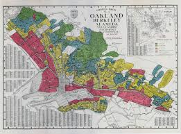 Los Angeles Crime Map by How Government Redlining Maps Encouraged Segregation In California