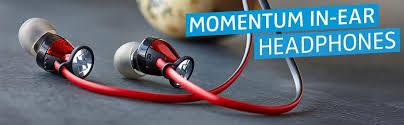 black friday in ear headphones amazon amazon com sennheiser momentum in ear android version black