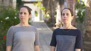 Bench Couple Shirt - couple argue heatedly with each other at a bench in los angeles
