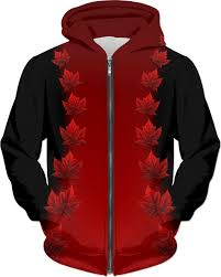 Canadian Flag Lingerie Canada Hoodies Canadian Maple Leaf Hoodies Canadian Maple Leaf
