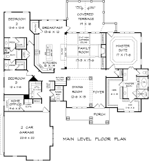 house plans with butlers pantry house plan 58257 at familyhomeplans