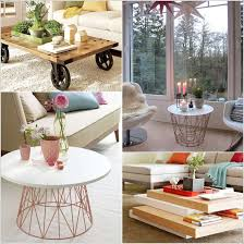 Diy Coffee Table Ideas 15 Awesome Diy Coffee Table Ideas For Your Living Room