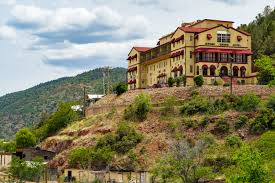 Unusual House Names Haunted Places In Arizona Hotel San Carlos Domes Casey Moore U0027s