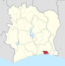 map of abidjan abidjan