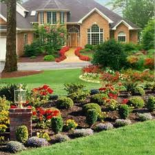 Simple Garden Designs For Front House In Kerala