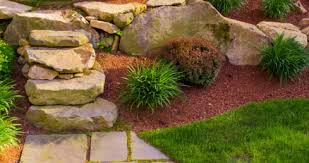 Landscape Rock Delivery by Buy Landscaping Mulch At Bulk Mulch Prices Georgia Landscape Supply