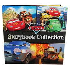 disney pixar cars storybook collection