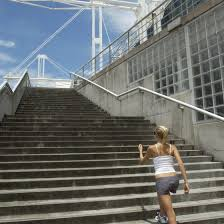 does lack of exercise make you tired when you take the stairs