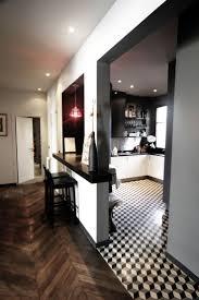 carrelage cuisine damier noir et blanc carrelage cuisine damier noir et blanc inspirations avec best ideas