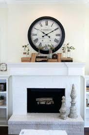 superb black clocks for living room fixer upper magnolia homes