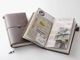 Traveler 39 s notebook brown misc store