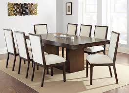 steve silver antonio 9 piece counter height dining set with
