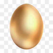 golden easter egg golden egg png images vectors and psd files free on