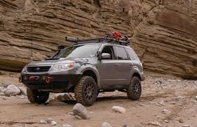 subaru forester off road lifted featured vehicle fozroamer u0027s subaru forester u2013 expedition portal