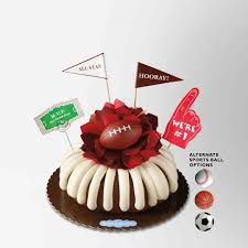 our u0027mvp u0027 bundt cake is the perfect treat for any fan customize