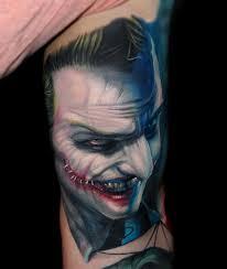 evil joker arm best design ideas