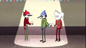 regular show merry mordecai promo
