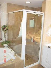 White Shower Door White Shower Doors In Naples Fl