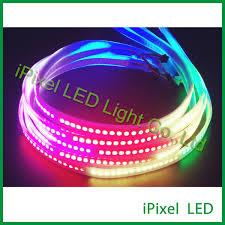 programmable led light strips 4 pin wires for dc5v digital apa102 dc5v 5050 rgb led strip light in