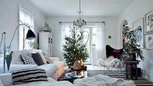 scandinavian home interiors white scandinavian home decorated for denmark