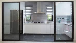 Wet Kitchen Design Meridian Interior Design And Kitchen Design In Kuala Lumpur