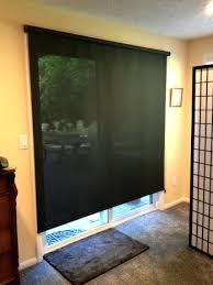 Solar Shades For Patio Doors Ideas Shades For Patio Doors And Large Size Of Patio Door Blinds