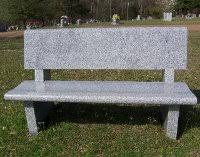 granite benches vermont granite works granite and marble garden accents