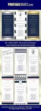 best 25 wedding program templates ideas on pinterest wedding