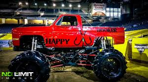 monster trucks in mud videos happy hooker mega truck at monster jam arena mud trucks