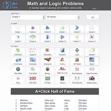 grade 1 math problems a click math problems and logic puzzles for grade k 1 k 12