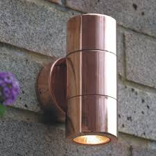 up down bronze cylinder outdoor wall light up down lights to provide the best illumination coverage to the