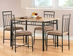metal top kitchen table 70 most wicked metal dining table glass top set 6 chairs kitchen
