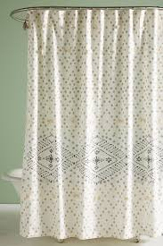 Flower Drop Shower Curtain Shop Unique U0026 Boho Shower Curtains Anthropologie