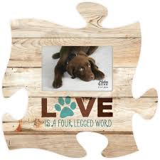 puzzle picture frames for every home decor and family photo