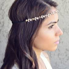 hippie hair bands shop hippie flower headband on wanelo