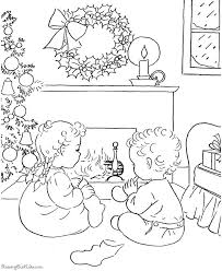 christmas card coloring pages 156 best winter u0026 christmas printable images on pinterest