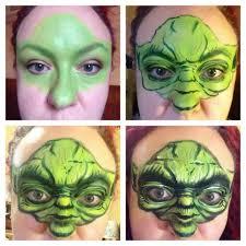 fab yoda by maria garcia face u0026 body art pinterest face