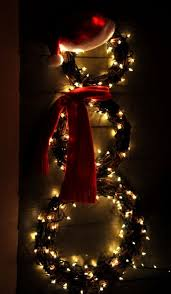 Christmas Decorations Ideas Outdoor 29 Fun Snowman Christmas Decorations For Your Home Digsdigs