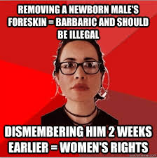 Anti Abortion Memes - abortion and circumcision hypocrisy on the left well spent journey
