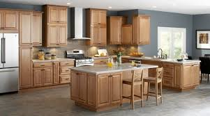 The Classic Style Of Oak Kitchen Cabinets Amazing Home Decor - Raw kitchen cabinets