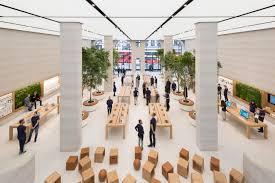 gallery of apple regent street foster partners 2 interiors