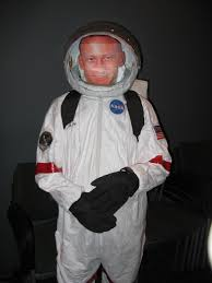 halloween astronaut costume halloween party 2006