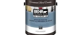 Exterior Paint With Primer Reviews - beautiful behr premium plus exterior photos interior design