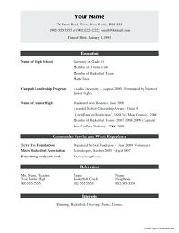 resume format for fresher teacher filetype doc best resume download doc