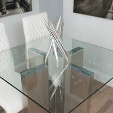 Square Glass Dining Table 15 Shimmering Square Glass Dining Room Tables Glass Dining Room