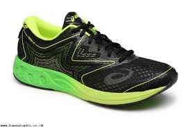 yellow ff asics noosa ff mens black green gecko safety yellow tothk85m