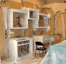 melamine paint for kitchen cabinets painting oak trim white painting melamine kitchen cabinets with oak